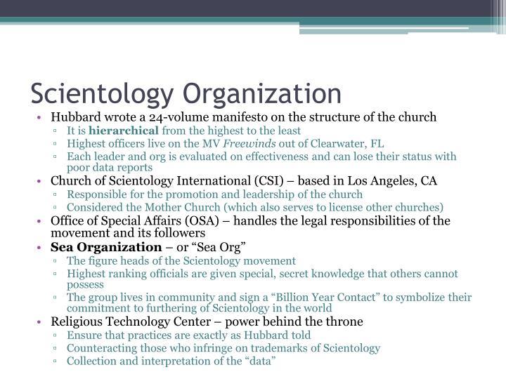 Scientology Organization
