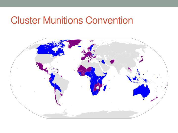 Cluster Munitions Convention