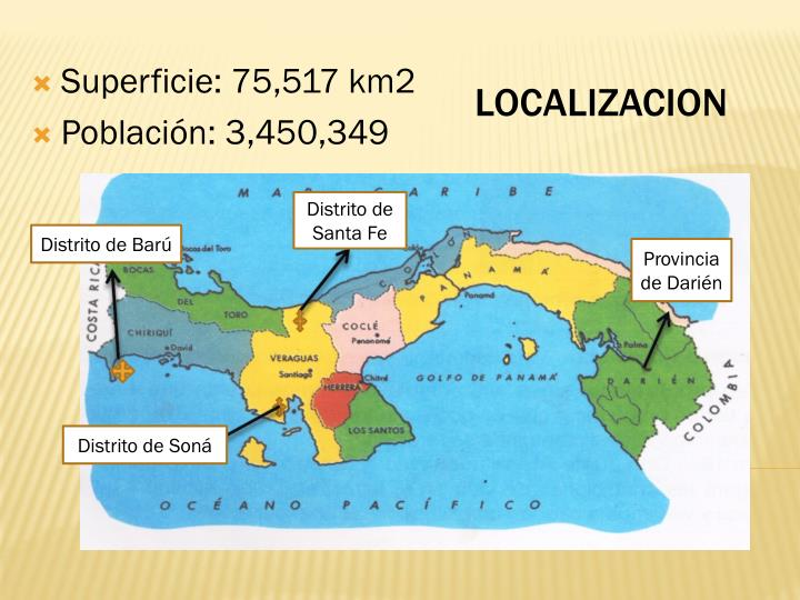 Superficie: 75,517 km2