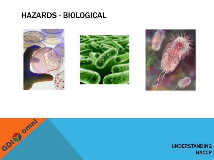 Hazards - biological