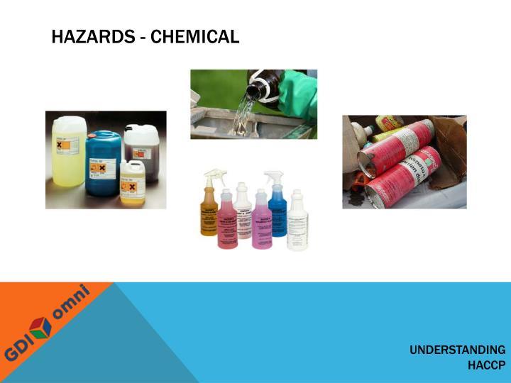 Hazards - Chemical