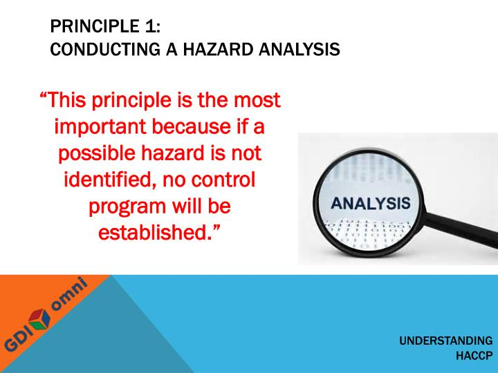 Principle 1: