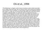chi et al 1994