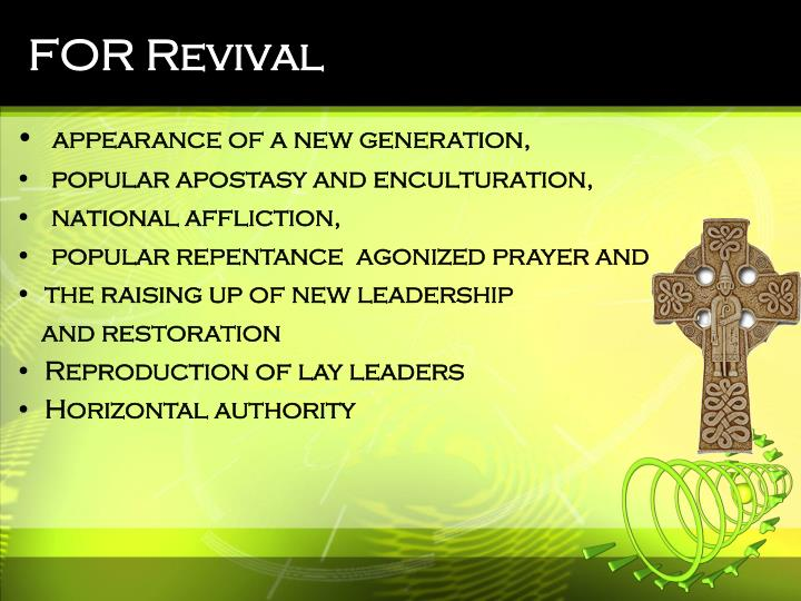 FOR Revival