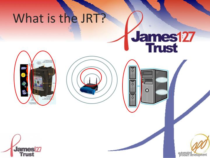 What is the JRT?