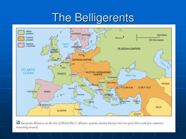 The Belligerents