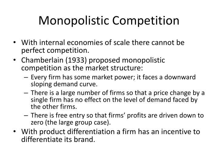 Monopolistic