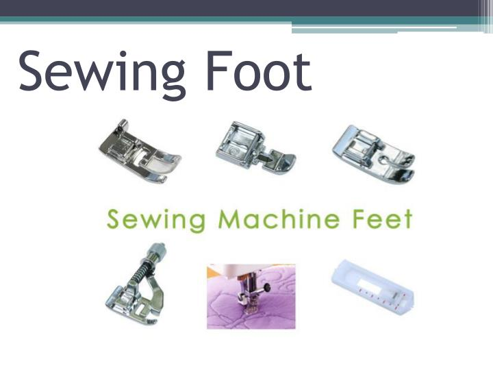 Sewing Foot