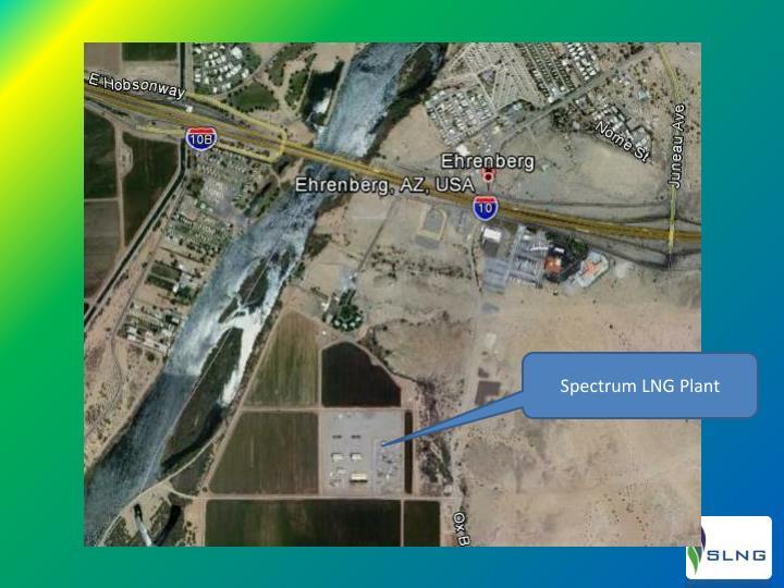 Spectrum LNG Plant