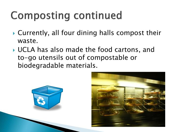 Composting continued