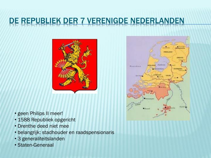 de Republiek der 7 verenigde