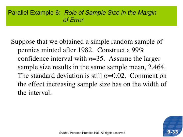 Parallel Example 6: