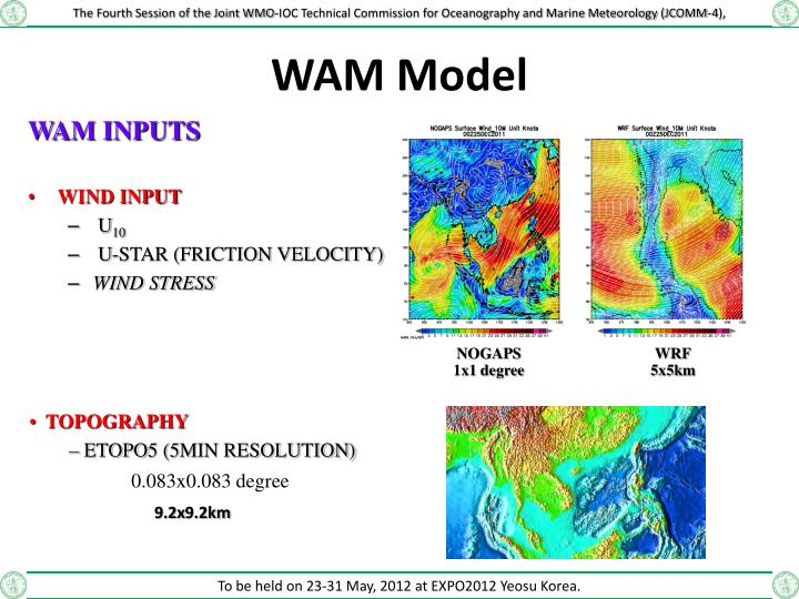The Fourth Session of the Joint WMO-IOC Technical Commission for Oceanography and Marine Meteorology (JCOMM-4),