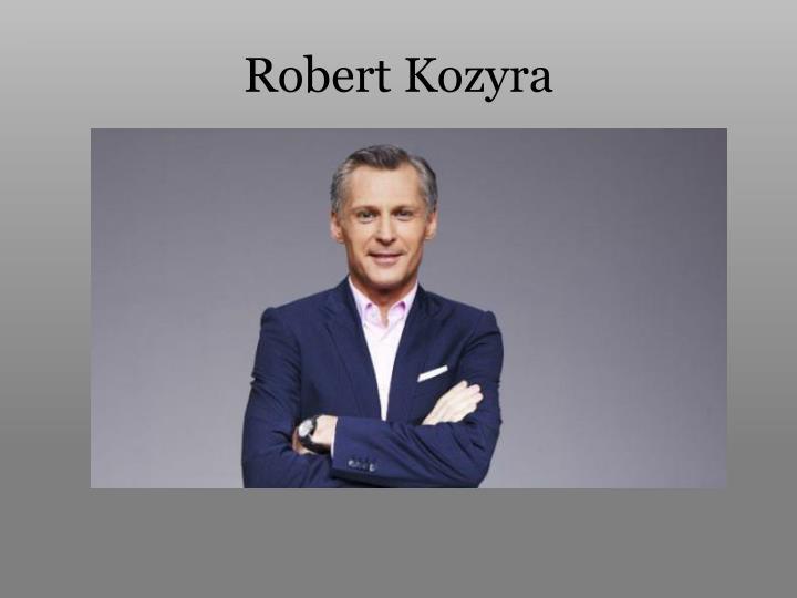 Robert Kozyra