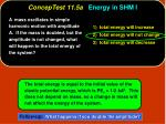 conceptest 11 5a energy in shm i1