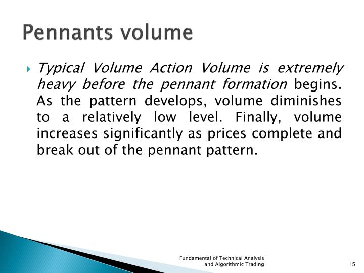 Pennants volume