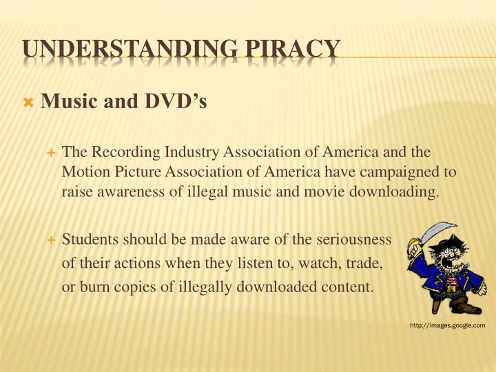 Understanding Piracy