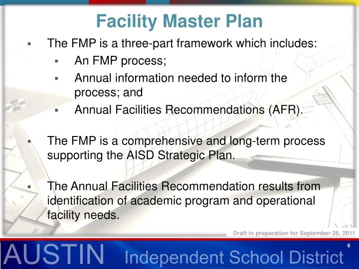Facility Master Plan
