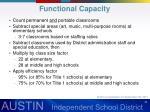 functional capacity
