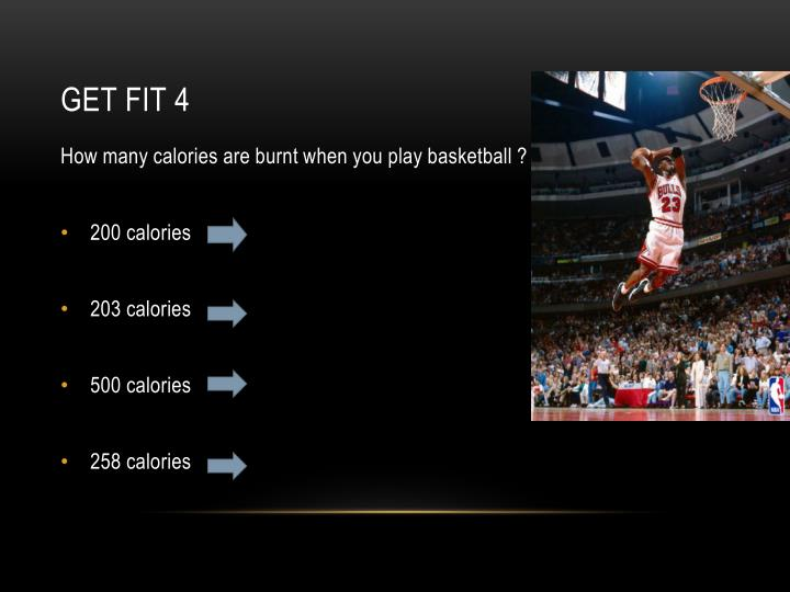 Get Fit 4
