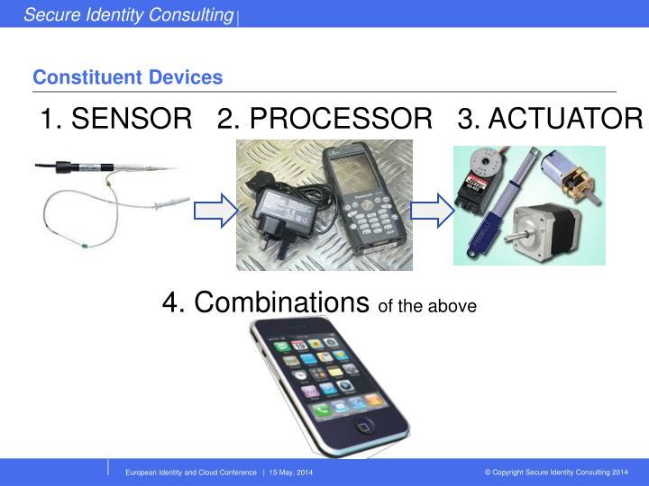 Constituent Devices