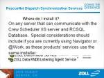 rescuenet dispatch synchronization services
