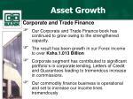 asset growth1