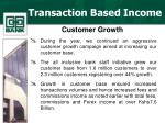 transaction based income1