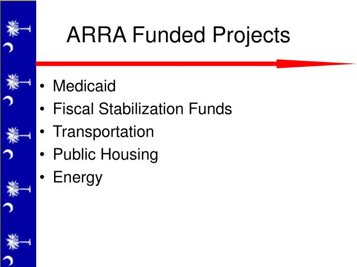 ARRA Funded Projects