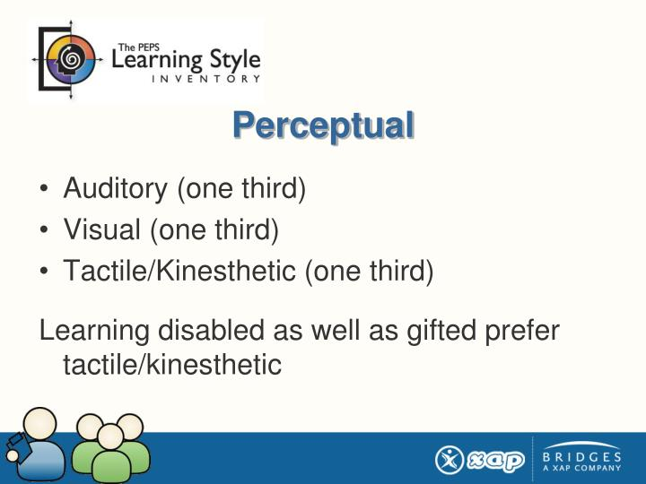 Perceptual