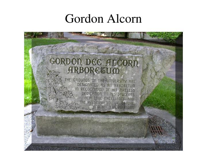 Gordon Alcorn