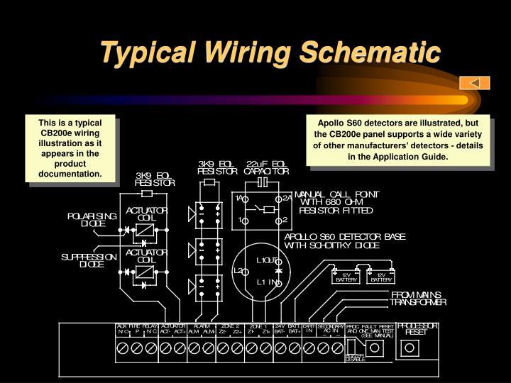 Typical Wiring Schematic