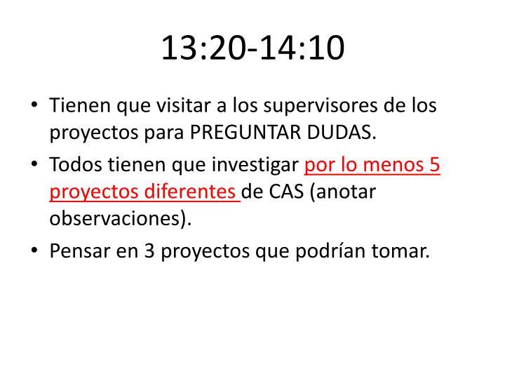 13:20-14:10