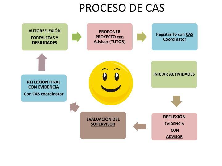 PROCESO DE CAS