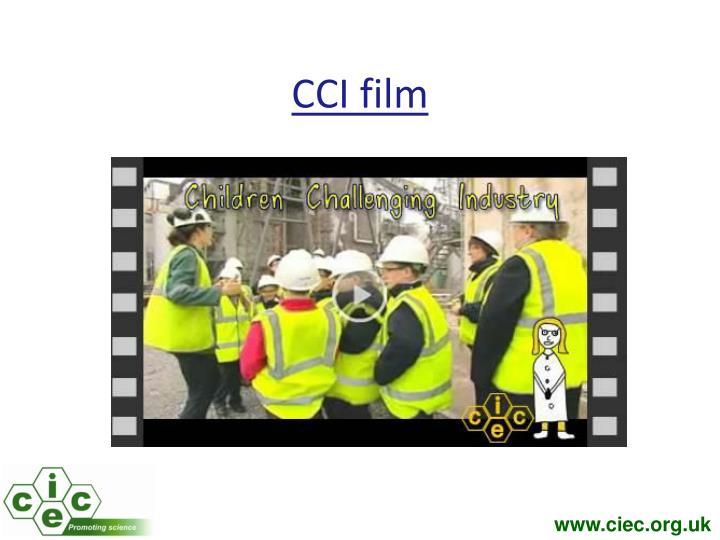 CCI film