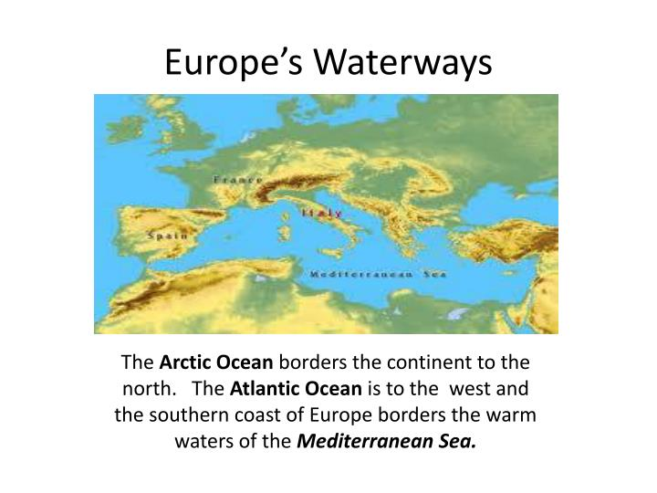 Europe's Waterways
