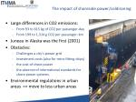 the impact of shoreside power coldironing