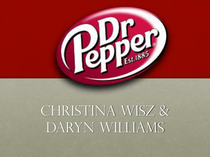 christina wisz daryn williams