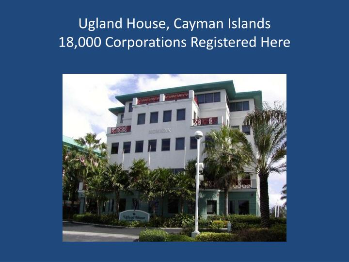 Ugland House, Cayman Islands