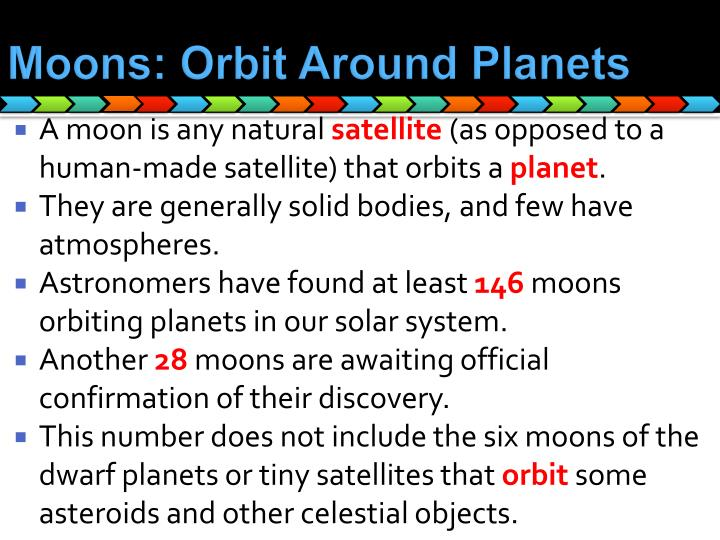 Moons: Orbit