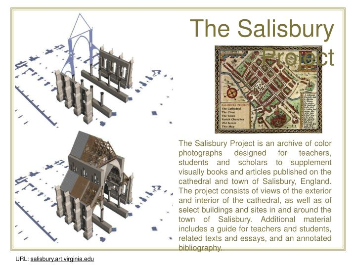 The Salisbury Project