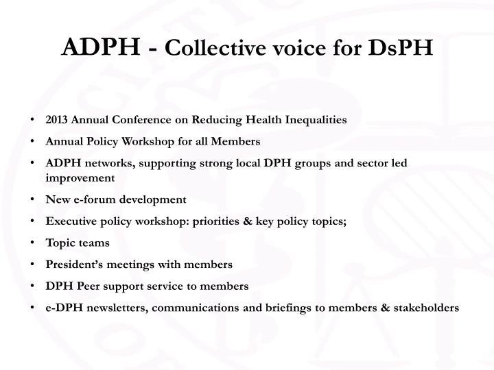 ADPH -