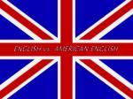 english vs american english