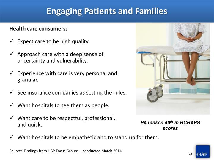 Engaging Patients and Families