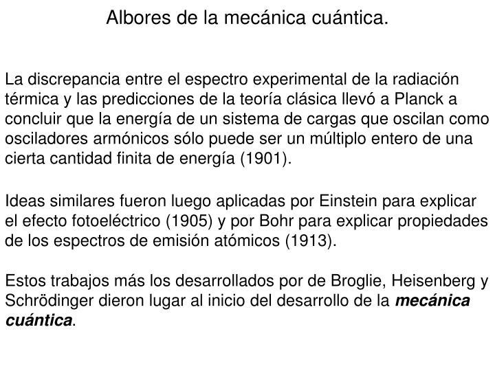 Albores