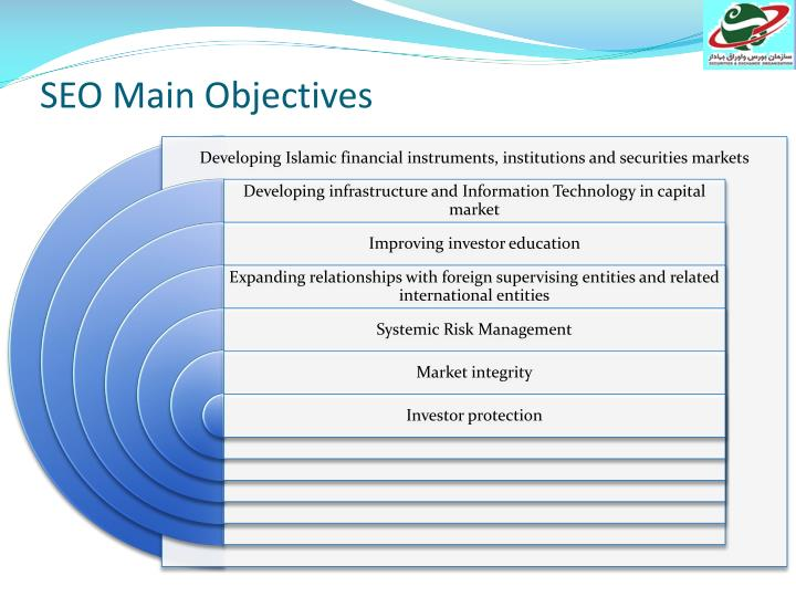SEO Main Objectives