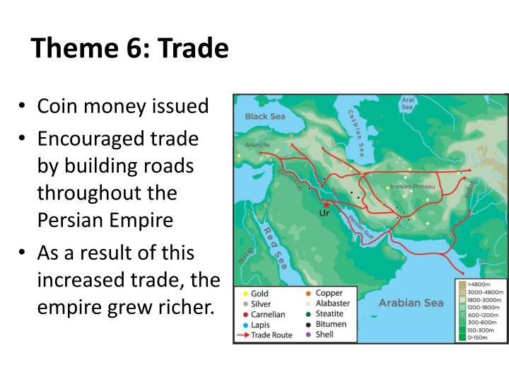Theme 6: Trade