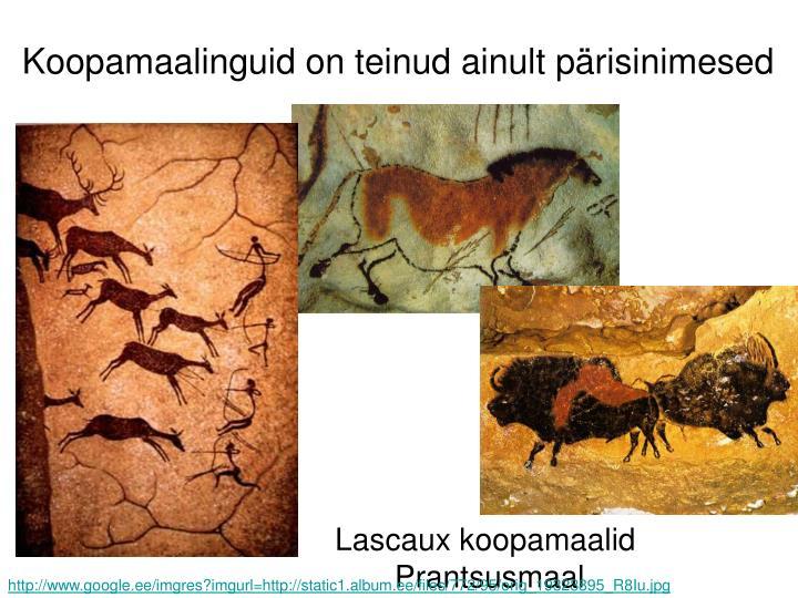 Lascaux koopamaalid