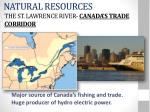 the st lawrence river canada s trade corridor