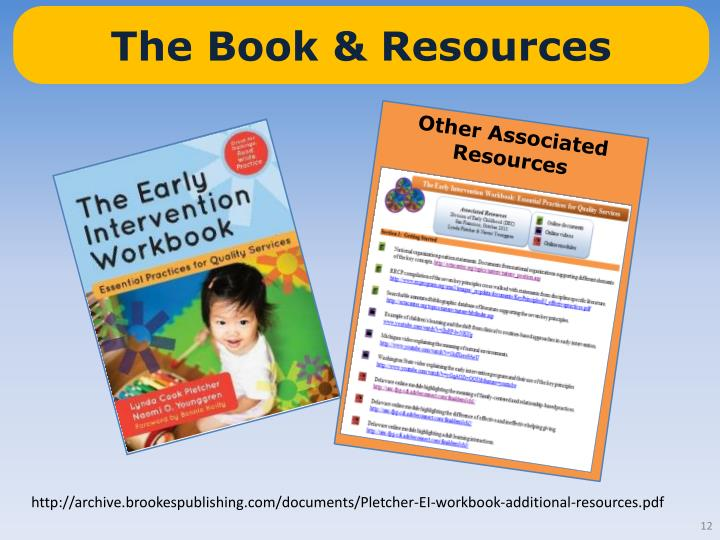 The Book & Resources